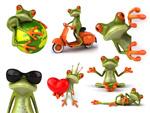 青蛙高清图片