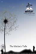 蒲公英冬季海报