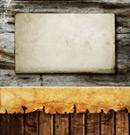 破旧的羊皮纸1