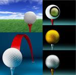 高尔夫高清图片