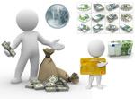 3D金钱主题