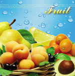 水果psd分层1