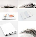 书本折页效果