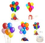庆祝生日气球