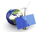 地球与太阳能