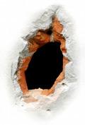窟窿墙壁4