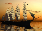 帆船高清图-2
