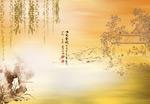 江南春晓中国画