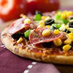 披萨高清图片