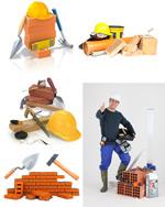 建筑工地元素