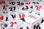 2011年日历背景