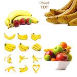香蕉草莓苹果