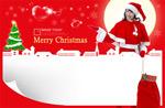 靓丽圣诞女郎4