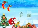 冬日圣诞节