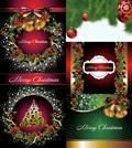 华丽圣诞节背景