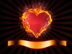 爱心火焰02
