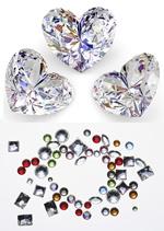 心形璀璨钻石