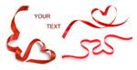 红色爱情丝带1