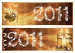 2011闪光字圣诞节