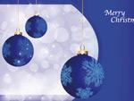 圣诞彩球10