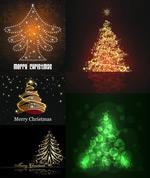 星光圣诞树