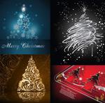 各式圣诞树