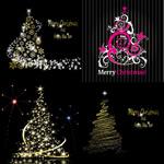璀璨星光圣诞树