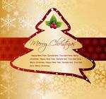 圣诞树标签