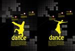 跳舞主题海报