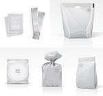 空白包装袋模板