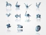 折纸效果图案