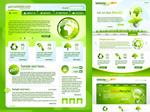 环保主题网页