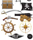 海盗装备及用品