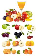 高清时令水果