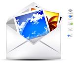 信封和邮件