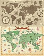 旅行旅游元素
