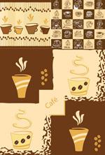 可爱咖啡主题