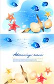 海洋生物主题