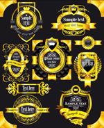 欧式黄金标签