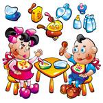 婴儿食品玩具2