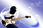 动感吉他手