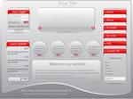 网站模板界面