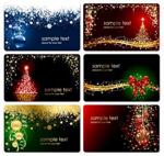 圣诞节主题卡片
