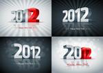 2012年主题矢量