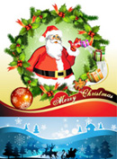 圣诞节主题场景