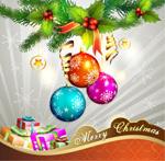 圣诞节装饰吊球