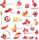 火焰logo标志