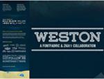 Weston英文字体