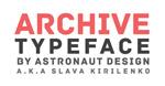 Archive英文字体