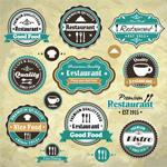 古典食品标签